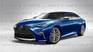 lexus is electric car speculation what will the next generation lexus ls look like