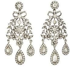 girandole earrings jewels 0315 collings antique jewelry girandole