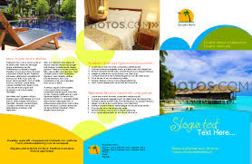 free templates for hotel brochures hotel brochure design templates best sles templates