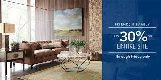 Horchow Home Decor Horchow Friends U0026 Family Sale Up To 30 Off Sitewide Furniture