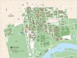 Tufts Campus Map Directions