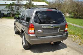 2004 mazda tribute used sand suv wagon sale