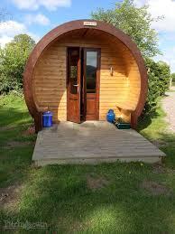 Pod Houses Big Bear Lodge Shrewsbury Shropshire Pitchup Com