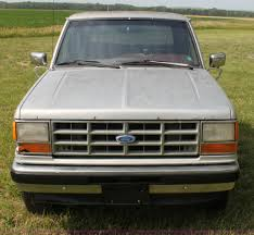 Ford Ranger Utility Truck - 1989 ford ranger xlt supercab pickup truck item h7439 so