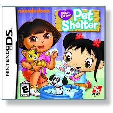 dora and kai lan u0027s pet shelter a mighty