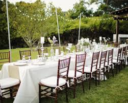 renting chairs for a wedding all valley party rentals