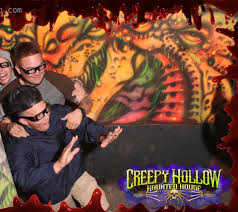 gallery creepy hollow haunted house