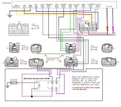 wiring diagram for sony xplod car stereo with pioneer radio and