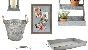 Galvanized Decor 15 Under 50 Galvanized Home Decor Mom Life Must Haves