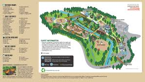 Blank Park Zoo Map by Us Zoo Maps Us Maps Of The World