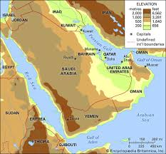 middle east map gulf of oman gulf gulf middle east britannica