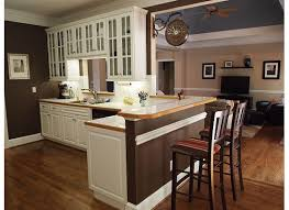 Kitchen Colours With White Cabinets Best 25 Brown Walls Kitchen Ideas On Pinterest Warm Kitchen
