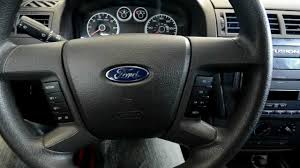 2008 ford fusion se 5 speed stk 23226a for sale at trend