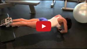 Bench Barbell Row Bodyweight Alternatives For Common Gym Exercises