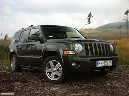 red jeep patriot jeep patriot review and photos