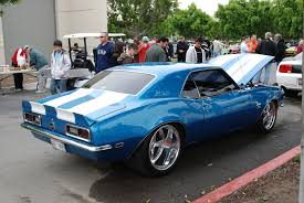 blue 68 camaro 68 camaro ss pro 9 madwhips