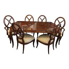 Bogart Thomasville Bedroom Furniture Thomasville Bogart Collection Dining Table 6 Chairs Design