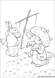 Rabbit Coloring Pages Bunny Colouring Page 2 Peter Rabbit Coloring Rabbit Colouring Page