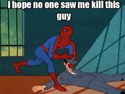 Retro Spiderman Meme - here s some stuff i enjoyed this week grayflannelsuit net