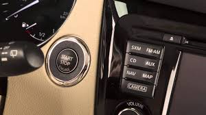2015 nissan rogue vehicle information display youtube