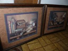home interior prints 2 homco home interior picture by j gibson prints ebay