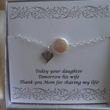 wedding bracelet gift images Best mother in law bracelet products on wanelo jpg