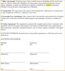 How To Type Up Resume How To Write Up A Contract For Payment This Letter Was Written