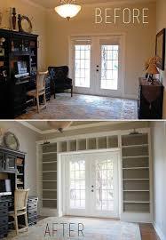 Building A Bookshelf Door Ikea Hacks Furniture Ceiling Walls And House