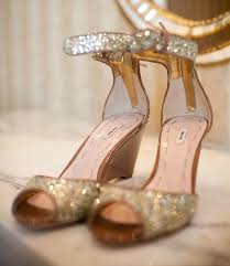 wedding shoes glitter bridal fashion 3 gorgeous wedding heel styles for the big day
