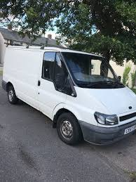 price lowered ford transit 2001 141k panel van 1 years mot not