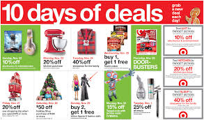 sale ads for target black friday target 10 days of deals starting 11 22 u2013 hip2save