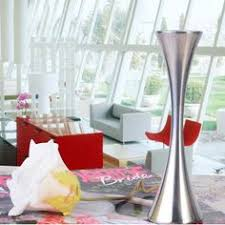 Accessories For Living Room by Flat Small Glass Vase For Flowers Home Furnishing Crafts Floor