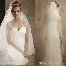wedding veils for sale hote sale ivory white wedding bridal veil 1 5m 2 tiers bridal veil