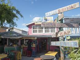 the bahamas fish fry is the ultimate caribbean feast eater