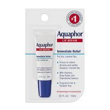 aquaphor on lips using ointment to maximize lip moisture