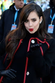 thanksgiving parade tickets sofia carson attends the 89th annual macy u0027s thanksgiving parade
