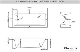 Small Bathroom Dimensions Bathtub Width Nujits Com
