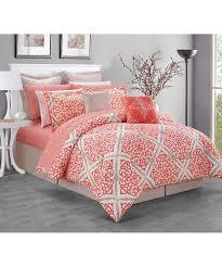 Ocean Bedspread Bedroom Bedspread Sets With Coral Comforter Set