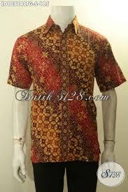 desain baju batik halus model baju batik pria kantoran busana batik halus motif klasik nan