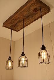 Diy Light Fixtures Best 25 Cage Light Fixture Ideas On Pinterest Diy Kitchen