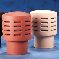 clay gas terminals chimney pots u0026 terminals fireside store
