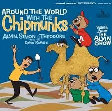 alvin chipmunks u2013 rudolph red nosed reindeer lyrics