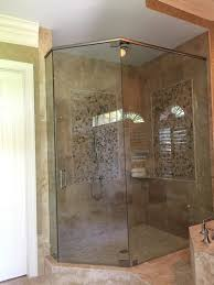 Water Spots On Shower Doors by Tub And Shower Enclosure Ashe Glass U0026 Mirror