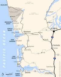 Aberdeen Washington Map by Dig Dates U0026 Low Tide Time U0026 Beach Map U2013 Razor Clam Society