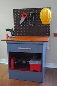 Toy Wooden Tool Bench 39 Coolest Kids Toys You Can Make Yourself Tool Bench
