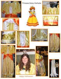 princess daisy costume by gypsybyrd on deviantart