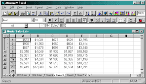 summarizing data with excel u0027s consolidate command