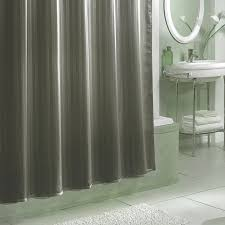 Cloth Shower Curtain Liners Excell Damask Stripe Fabric Shower Curtain Liner Walmart Com