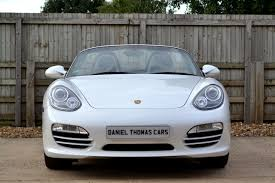 white porsche boxster used porsche boxster 2 9 2dr pdk nav bose carbon pack gen 2 for