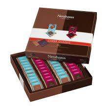 neuhaus lavish chocolate gift box for delivery in the us neuhaus